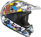 Casco Helmet Helm HJC CS MX CSMX Clown MC3 cross motard enduro quad atv
