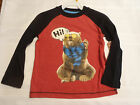 Arizona 5T or 3T Choice Boys Long Sleeve Cotton/Poly Shirt NWT