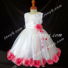 #MFF5 Baby Girls Christening Communion Birthday Pageant Party Prom Gown Dress