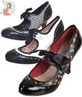 DANCING DAYS by Banned DANCING IN THE STREET 50s brogue heels SHOES