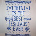 womens ugly festivus sweater christmas funny holiday party humor graphic t shirt