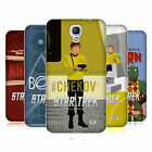 OFFICIAL STAR TREK ICONIC CHARACTERS TOS SOFT GEL CASE FOR SAMSUNG PHONES 4