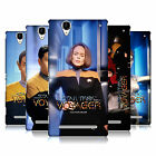 OFFICIAL STAR TREK ICONIC CHARACTERS VOY HARD BACK CASE FOR SONY PHONES 3