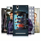 OFFICIAL STAR TREK ICONIC CHARACTERS ENT HARD BACK CASE FOR SONY PHONES 3