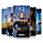 OFFICIAL STAR TREK ICONIC CHARACTERS VOY SOFT GEL CASE FOR SONY PHONES 3