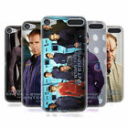 OFFICIAL STAR TREK ICONIC CHARACTERS ENT SOFT GEL CASE FOR APPLE iPOD TOUCH MP3