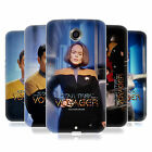 OFFICIAL STAR TREK ICONIC CHARACTERS VOY SOFT GEL CASE FOR MOTOROLA PHONES