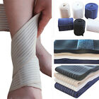 Wrist Knee Elbow Support Wrap Sport Bandage Ankle Hand Shin Compression Strap FM