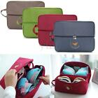 Portable Travel Luggage Wash Underwear Cosmetic Toiletry Organizer Storage Bag