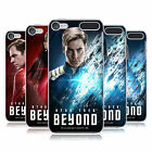 OFFICIAL STAR TREK CHARACTERS BEYOND XIII BACK CASE FOR APPLE iPOD TOUCH MP3