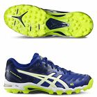Asics Gel-Hockey Typhoon 2 Blue/White/Yellow Hockey Shoes