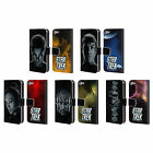 STAR TREK CHARACTERS REBOOT XI LEATHER BOOK WALLET CASE FOR APPLE iPOD TOUCH MP3