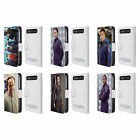 STAR TREK ICONIC CHARACTERS ENT LEATHER BOOK CASE FOR BLACKBERRY ASUS ONEPLUS