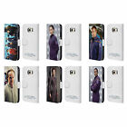 OFFICIAL STAR TREK ICONIC CHARACTERS ENT LEATHER BOOK CASE FOR SAMSUNG PHONES 1