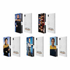 OFFICIAL STAR TREK ICONIC CHARACTERS VOY LEATHER BOOK CASE FOR SONY PHONES 1