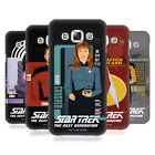 OFFICIAL STAR TREK ICONIC CHARACTERS TNG HARD BACK CASE FOR SAMSUNG PHONES 3