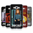 OFFICIAL STAR TREK ICONIC CHARACTERS TNG SOFT GEL CASE FOR SAMSUNG PHONES 3