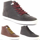 Lacoste Women's Lavern Mid Top Casual 100% Leather Nubuck Lace-Up Trainers