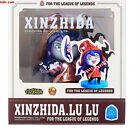 LOL/ SORCERESS LULU 10 CM-ACTION FIGURE LEAGUE OF LEGENDS 4""