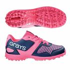 Grays GX5500 Ladies Hockey Shoes Navy/Pink