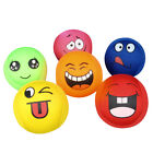 Funny 6pcs Smiley Face Anti Stress Reliever Ball Autism Mood Squeeze Ball Toys