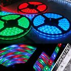 2 * 12V 5A 5M SMD RGB 3528 Strip light 600 LEDs + 44 Key IR Remote BF TXCL
