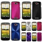 Pink/Black/Blue/Silver/Red/Purple Cosmo Back Hard Phone Case Cover For HTC One S