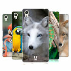HEAD CASE DESIGNS FAMOUS ANIMALS HARD BACK CASE FOR SONY XPERIA X