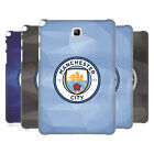 OFFICIAL MANCHESTER CITY MAN CITY FC BADGE GEOMETRIC CASE FOR SAMSUNG TABLETS 1