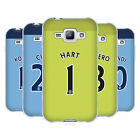 MAN CITY FC PLAYER HOME KIT 2016/17 1 ÉTUI COQUE EN GEL POUR SAMSUNG PHONES 4, occasion