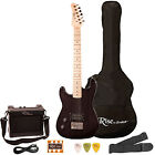 Rise by Sawtooth Beginner Electric Guitar Kit with Am фото