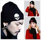Unisex Men Women Boy Hip-Hop Wool Knit Ski Beanie Warm Winter Skull Cap Hat LJ