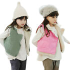 Baby Girls Winter Warm Waistcoat Outwear Vest Tank Tops Jacket Coat 2-9 Years