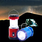 Rechargeable USB Outdoor LED Lamps Multi Function Camping Lights Hiking Lanterns