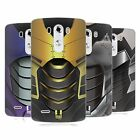 HEAD CASE DESIGNS ARMOUR COLLECTION SOFT GEL CASE FOR LG PHONES 1