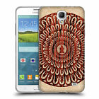 OFFICIAL PETER BARREDA LUMINOUS SPIRIT MANDALAS GEL CASE FOR SAMSUNG PHONES 4