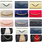 Women's Flap Clutch Handbags For Wedding Party Prom Envelop Evening Formal Bag