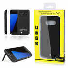 5200mAh Extended Battery Backup Pack Power Bank Case for Samsung Galaxy S7 /Edge