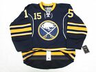 JACK EICHEL BUFFALO SABRES AUTHENTIC HOME REEBOK EDGE 20 7287 HOCKEY JERSEY