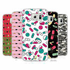HEAD CASE DESIGNS PILL PATTERNS SOFT GEL CASE FOR SAMSUNG PHONES 1