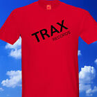 TRAX Records T Shirt Larry Heard Frankie Knuckles House Music Acid Phuture Jack