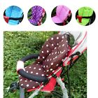 Baby Infant Stroller Seat Pushchair Cushion Air Flow Cotton Mat Dot Multicolor