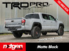 (2x) TRD PRO Toyota Tacoma Tundra 2017 Vinyl Bed Side Decals Stickers