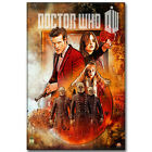 DOCTOR WHO DW TV Series Art Silk Poster 13x20 24x36 inch