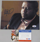 """FOREST WHITAKER Hand Signed 8""""x10"""" Photo  + PSA DNA"""
