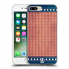 HEAD CASE DESIGNS AMERICANA DESIGN USA SOFT GEL CASE FOR APPLE iPHONE 7 PLUS