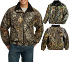 Mens Camo Jacket Mossy Oak WATERPROOF Warm Lined Coat S - XL, 2X 3X 4X 5X 6X NEW