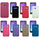 Matte Ultra Thin Silicone Gel Back Case Cover For Samsung Z1 Z130H SM-Z130H/DS