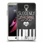 HEAD CASE DESIGNS MOONSTRUCK AND BEWILDERED HARD BACK CASE FOR LG X SCREEN