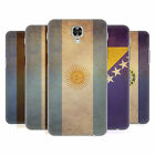 HEAD CASE DESIGNS VINTAGE FLAGS SET 2 HARD BACK CASE FOR LG X SCREEN
